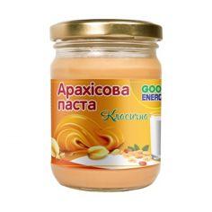 Паста арахисовая классическая, GoodEnergy, 250г