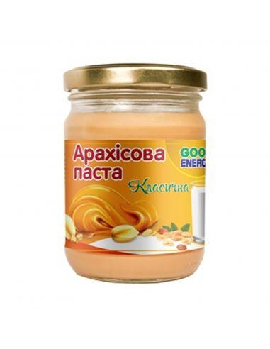 Паста арахісова класична, GoodEnergy, 250г
