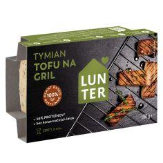 Тофу з чабрецем для барбекю, Lunter, 180г