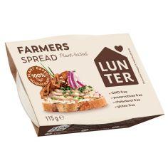 Тофу спред фермерський, Lunter, 115г