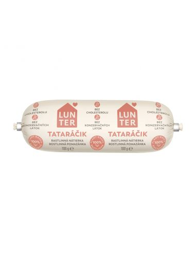 Тофу спред тартар, Lunter, 100г