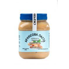 Паста арахісова кранч, Manteca, 450г
