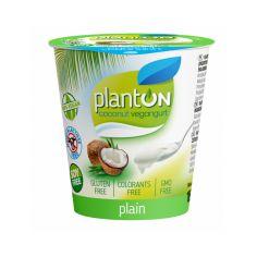 Йогурт веганський плейн, PlantON, 160г