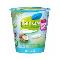 Йогурт веганський натуральний, PlantON, 160г