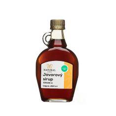 Сироп кленовий натуральний, Natural Jihlava, 250мл