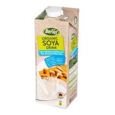 Молоко соєве без цукру, Berief, 1000мл