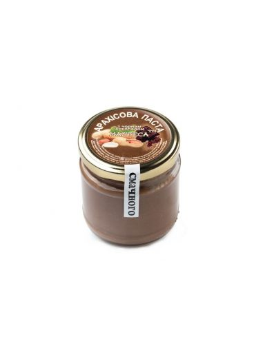 Паста арахисовая с черным шоколадом, Manteca, 180г
