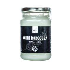 Олія сиродавлена кокосова, Смак Життя, 700мл