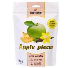 Скибочки яблучні з ваніллю, Spektrumix, 100г