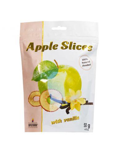 Слайси яблучні з ваніллю, Spektrumix, 50г