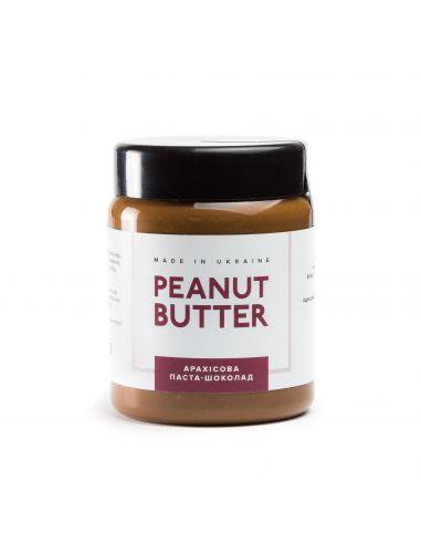Паста арахісова шоколад, Peanut Butter, пластик, 280 г