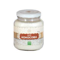 Олія кокосова, EcoLiya, 300мл