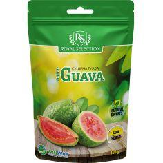 Гуава сушена, Low sugar, Winway, 100г