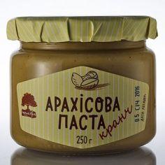 Паста арахісова кранч, Інша їжа,250г