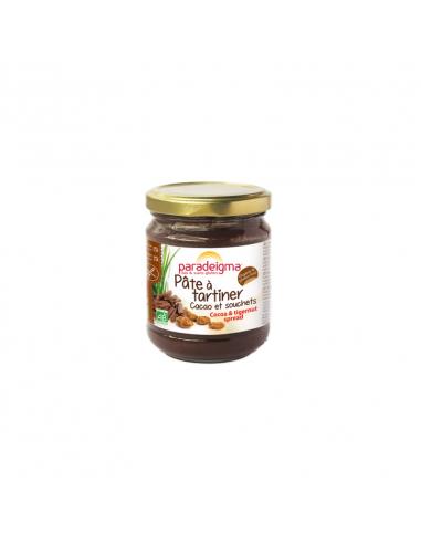 Паста из какао и тигрового ореха P-PATE A TARTINER AUX SOUCHETS 200 г