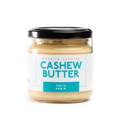 Паста из кешью Peanut Butter, 200г