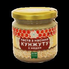 Паста из семян кунжута с медом, Эколия, 200г