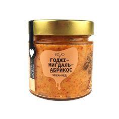 Мед годжі-мигдаль-абрикос, BDJO, 300г