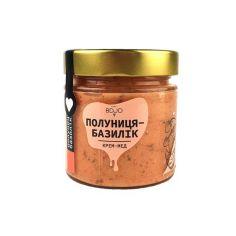 Мед полуниця-базилік, BDJO, 300г