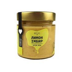 Мед лимон-імбир, BDJO, 300г
