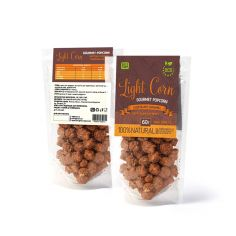 Попкорн gourmet Шоколадна карамель, Light Corn, 60г