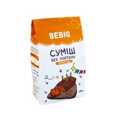 Суміш для випікання без глютену Солодкий кекс, Bebig, 450г