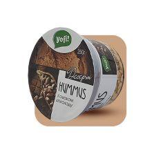 """Хумус, закуска середземноморська з нуту десертна зі смаком шоколаду, ТМ """"Yofi"""", 250г"""