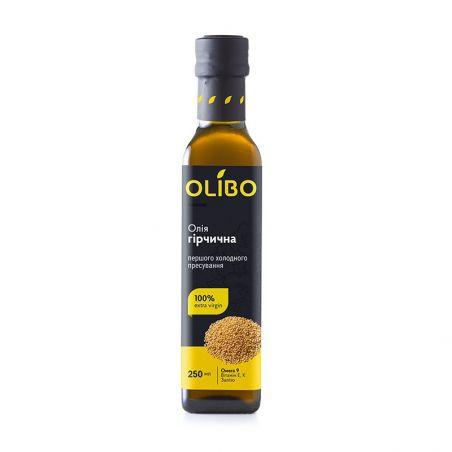 Олія гірчична, Olibo, 250мл