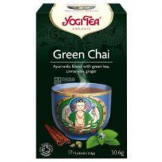 Чай зелений з імбирем та...