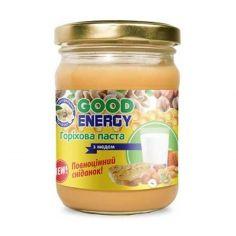 Паста горіхова з медом, GoodEnergy, 180г
