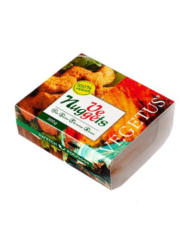Vege Nuggets, Vegetus, 200г