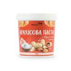 Паста арахісова кранч, Manteca, 500г