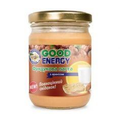 Паста фундуковая с арахисом, GoodEnergy, 250г