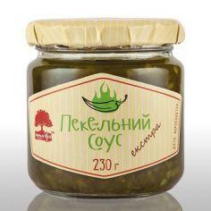 Пекельний соус зелений екстра, Інша їжа, 230г