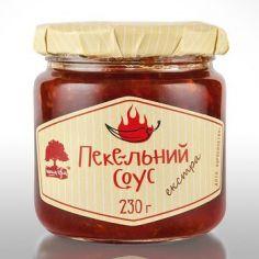 Пекельний соус червоний екстра, Інша їжа, 230г