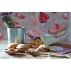 Печиво міцний горішок Марципан, 190гр