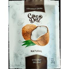 Чіпси кокосові натуральні,...
