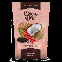 Чіпси кокосові гострі, Coco...