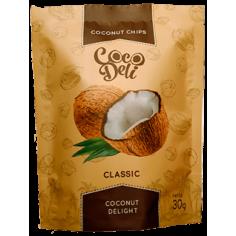 Чіпси кокосові класичні з...