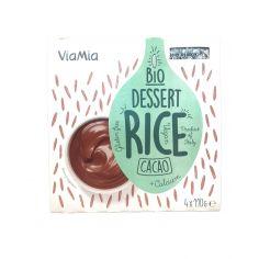 Десерт рисовий Какао, Via...
