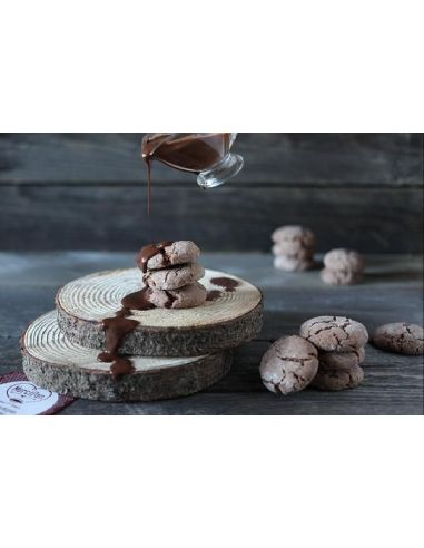 Печиво шоколадна спокуса Марципан, 190гр