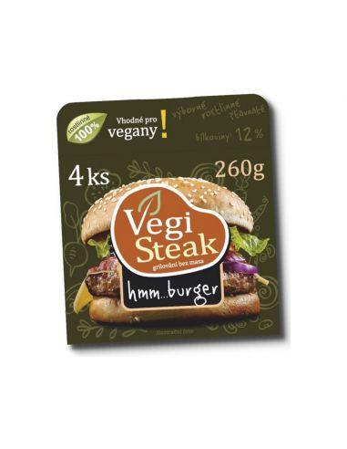 Vegi-стейк, для грилю, Veto, 260г.