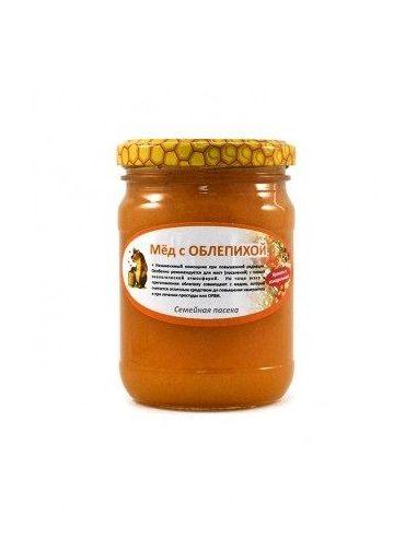 """Правильный мед """"крем-мед"""", 250мл"""