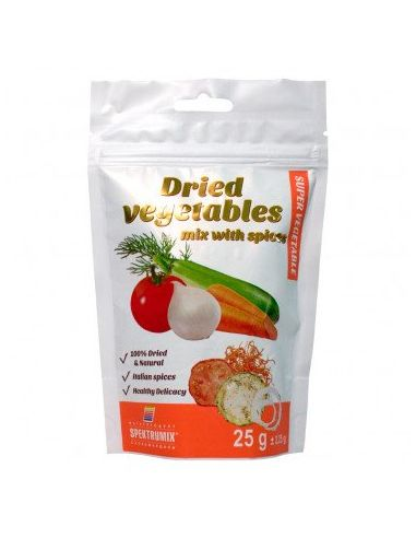 Мікс сушених овочів зі спеціями,...