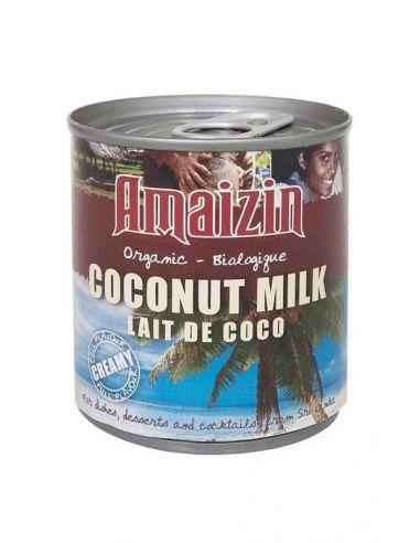 Сливки кокосовые Amaizin, 200мл