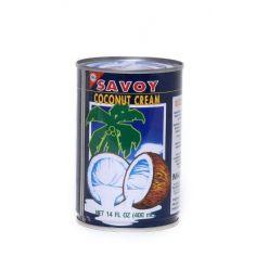 Вершки кокосові, ж / банка, Savoy, Таїланд, 400г.