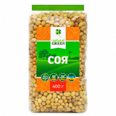 Соя, NATURAL GREEN, 350г