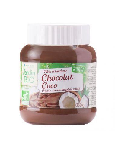 Спред шоколадно-кокосовый Jardin, 350г.