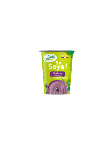Бифидойогурт соевый черника, Sojade, 125мл
