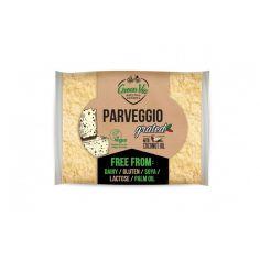 Сыр растительный пармезан тертый, GreenVie, 100г.